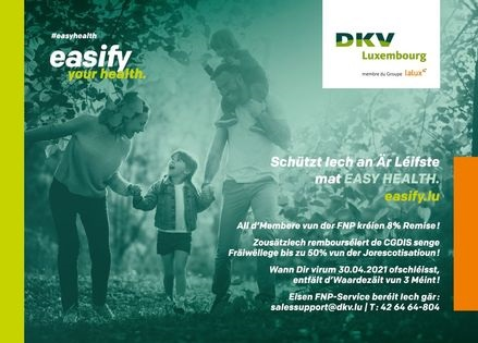 DKV Easy Health Offer
